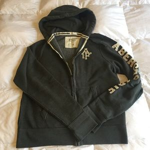 Abercrombie & fitch men hoodie NEW